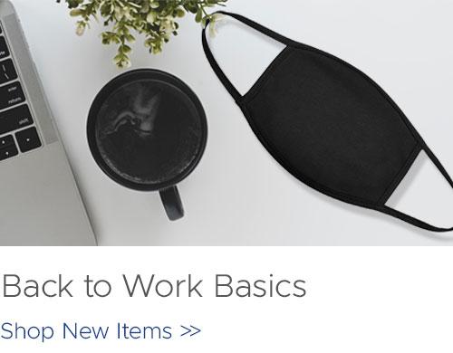 Back to Work Basics